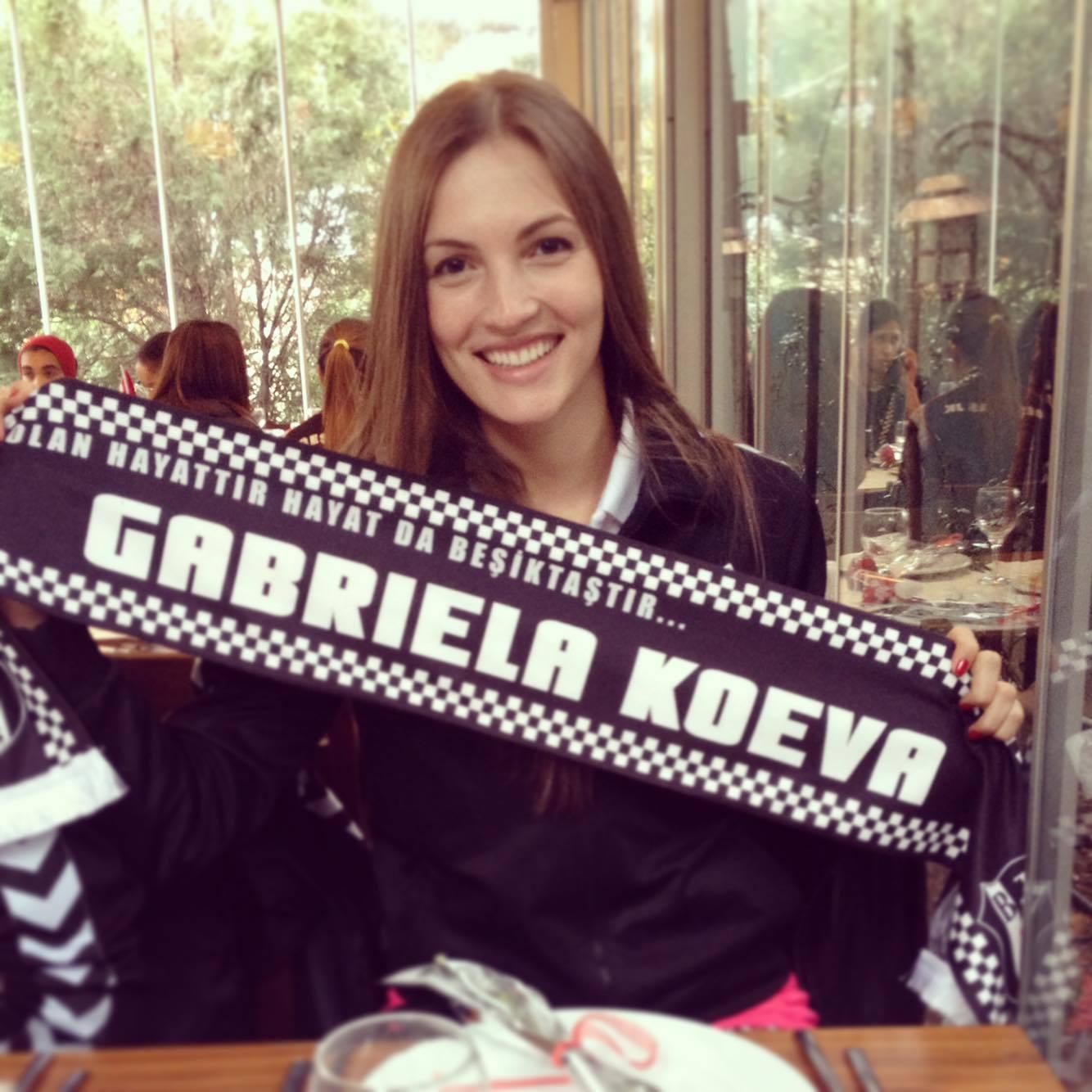 With Besiktas JK Istanbul, 2013/2014