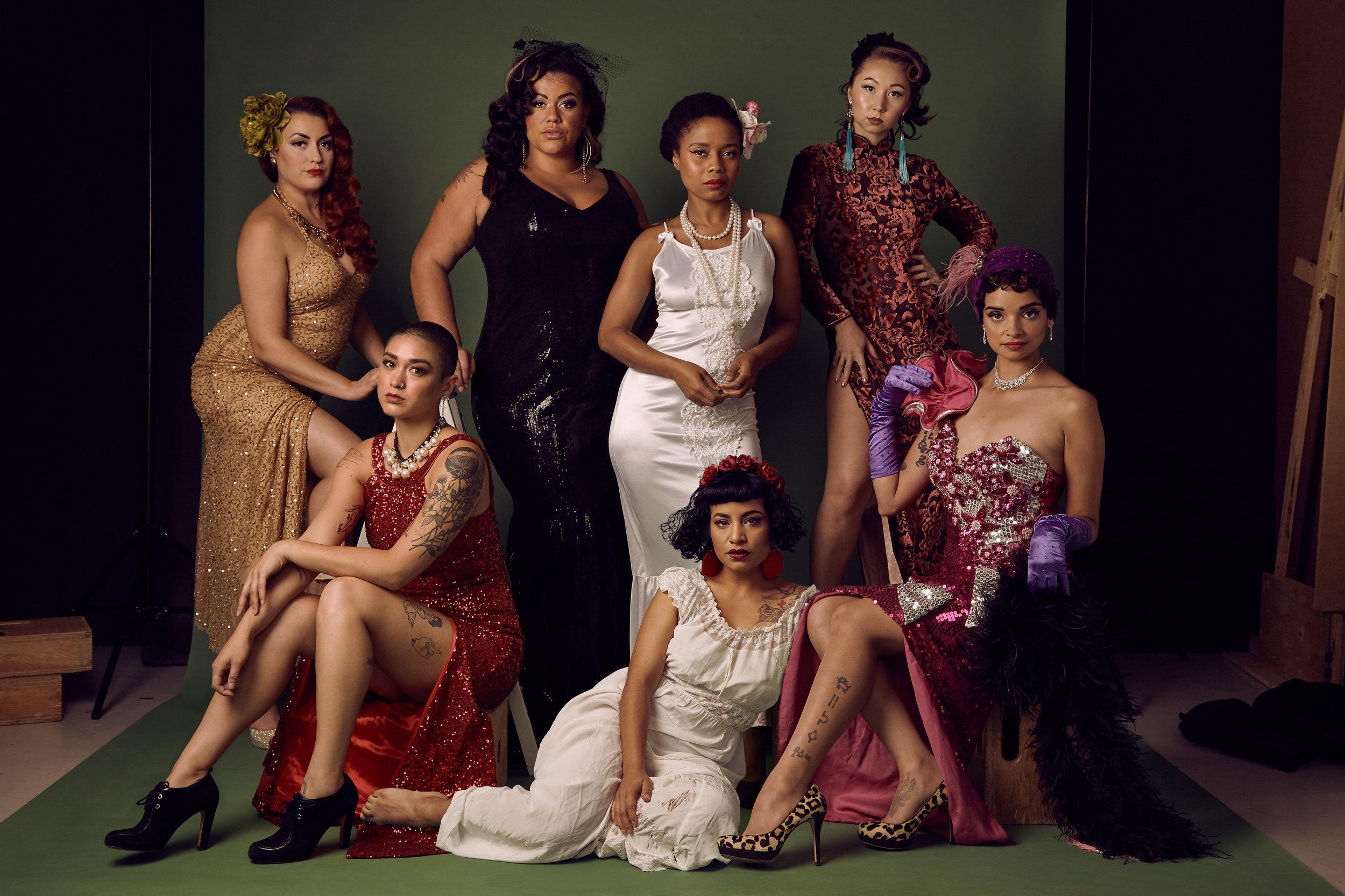 08 - Les Femmes Fatales Troupe - Les Femmes Fatales by Christie Vuong.jpg