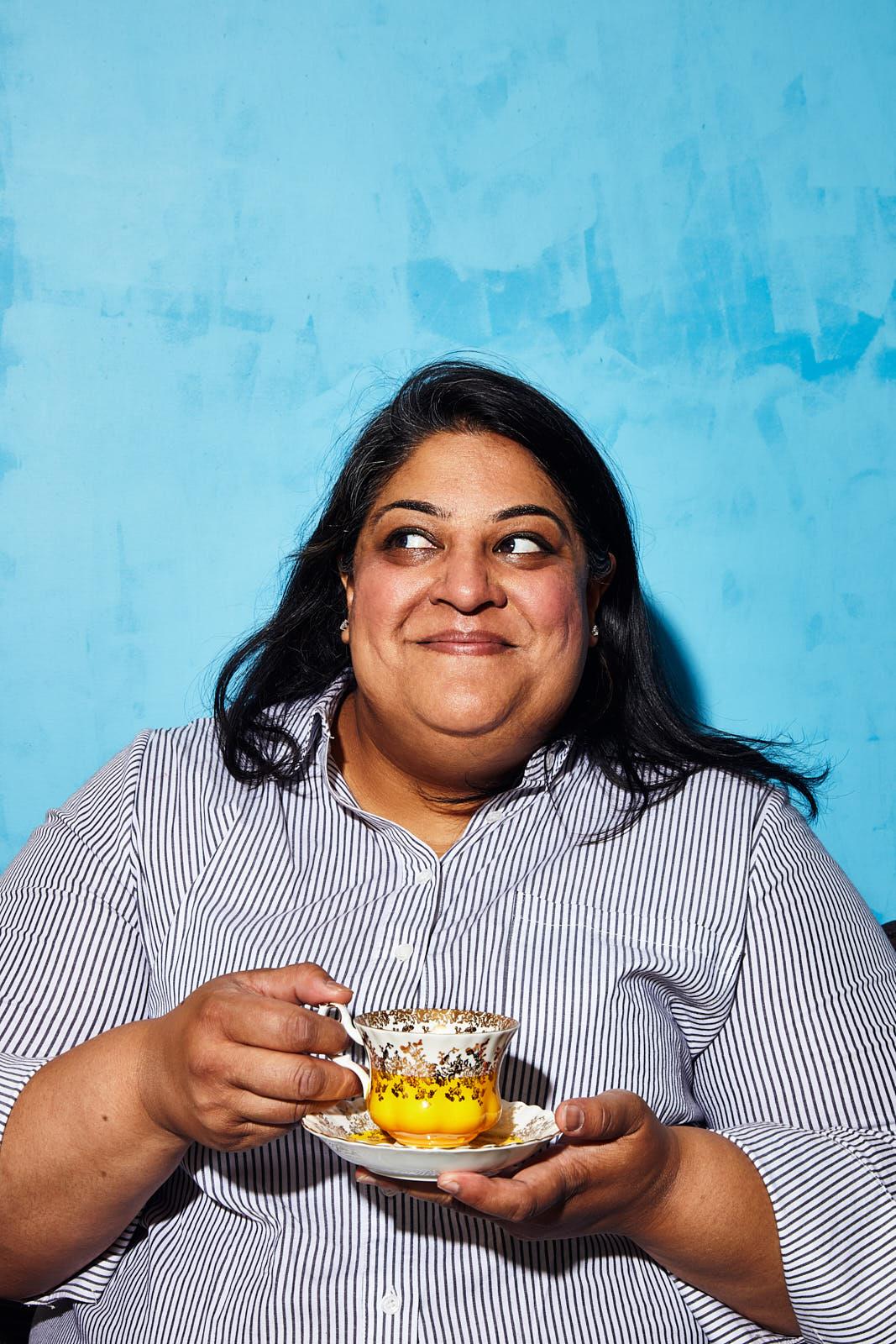 Foodism Magazine - Joshna Maharaj