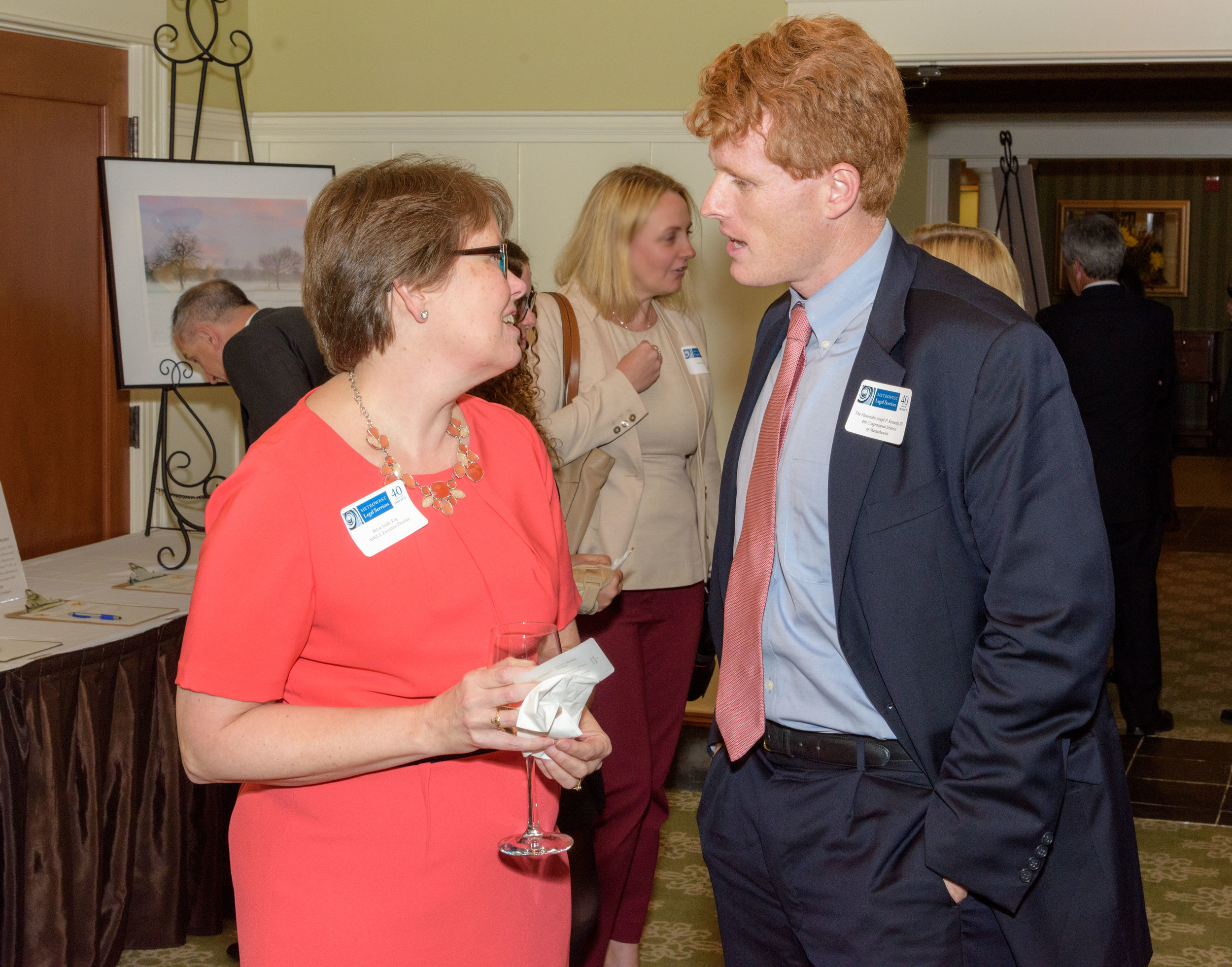 Metrowest Legal Services 40th Anniversary