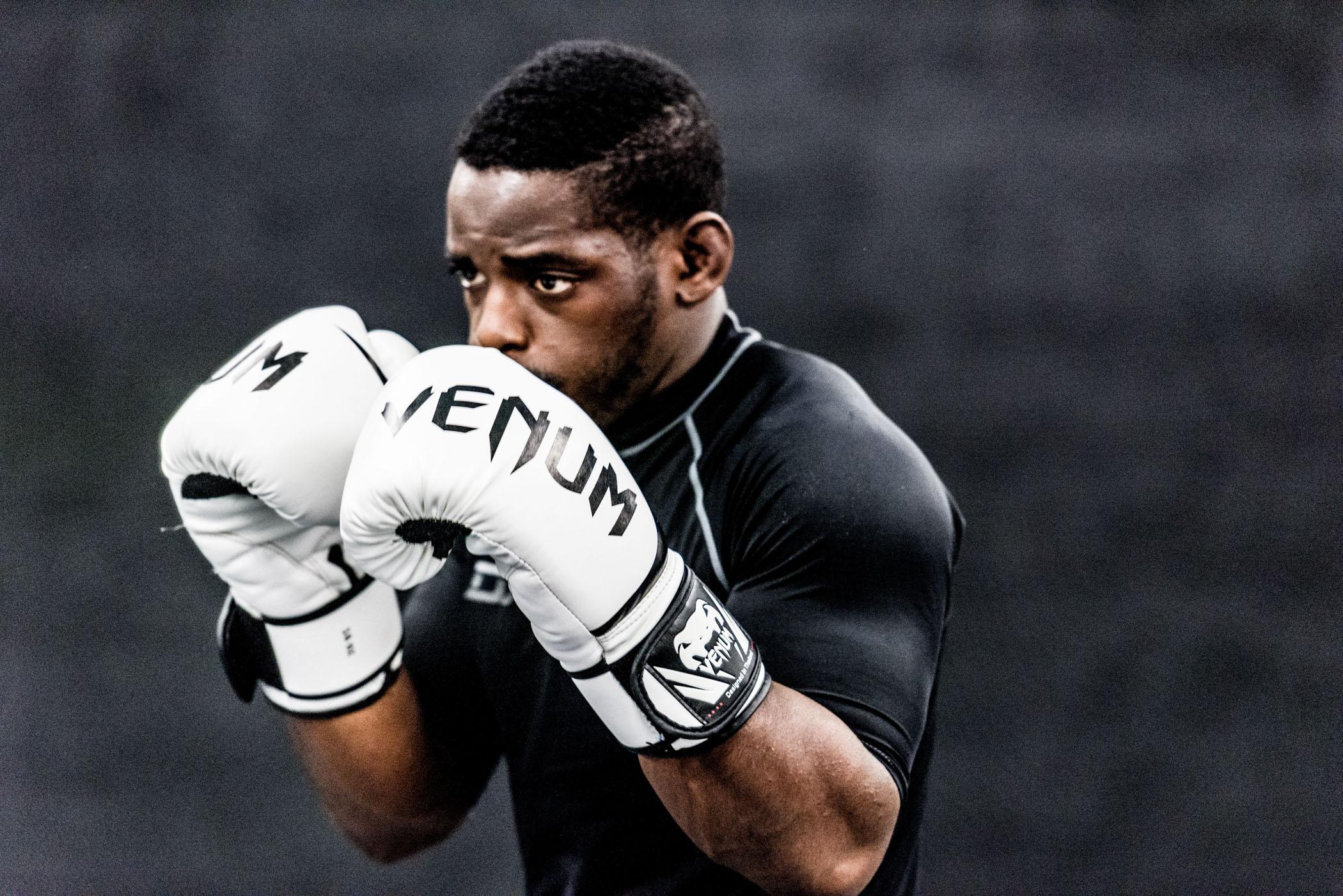 MMA Fighter, Rondel Clark