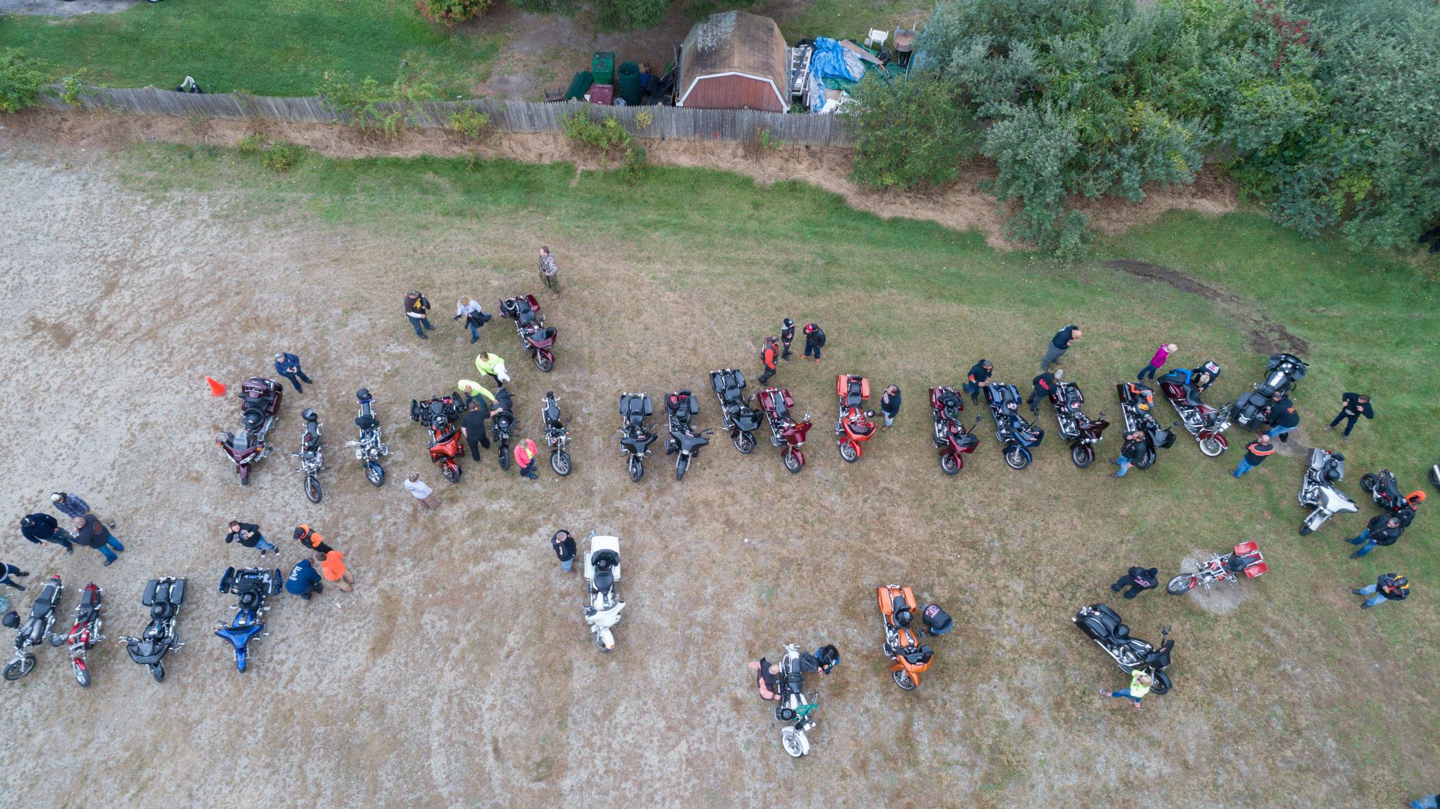Memorial Motorcycle Rally