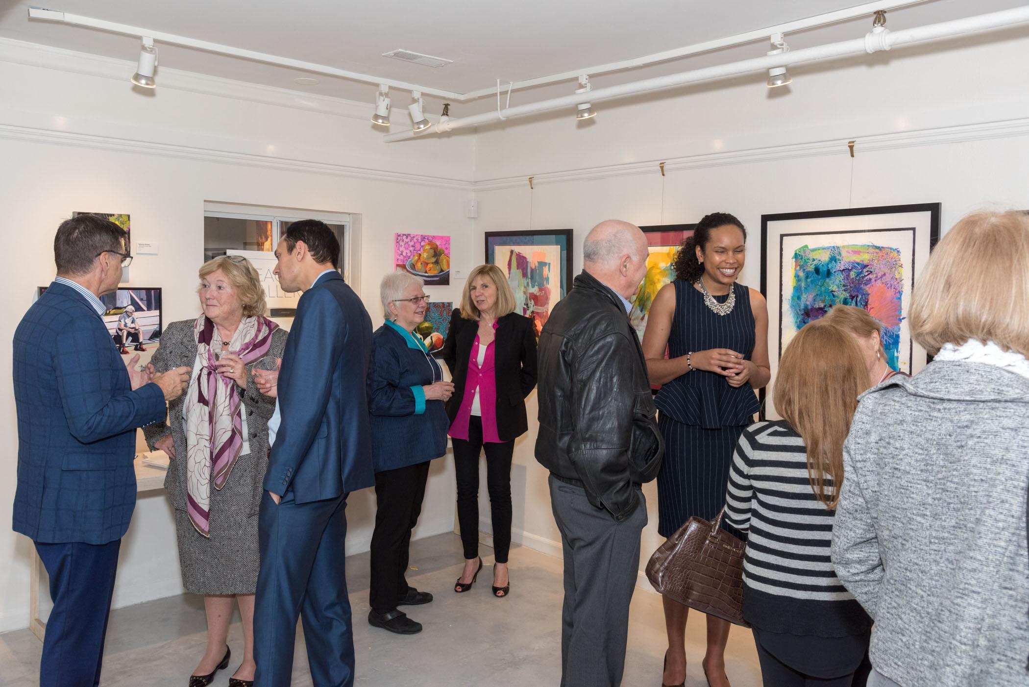 Art Opening Reception