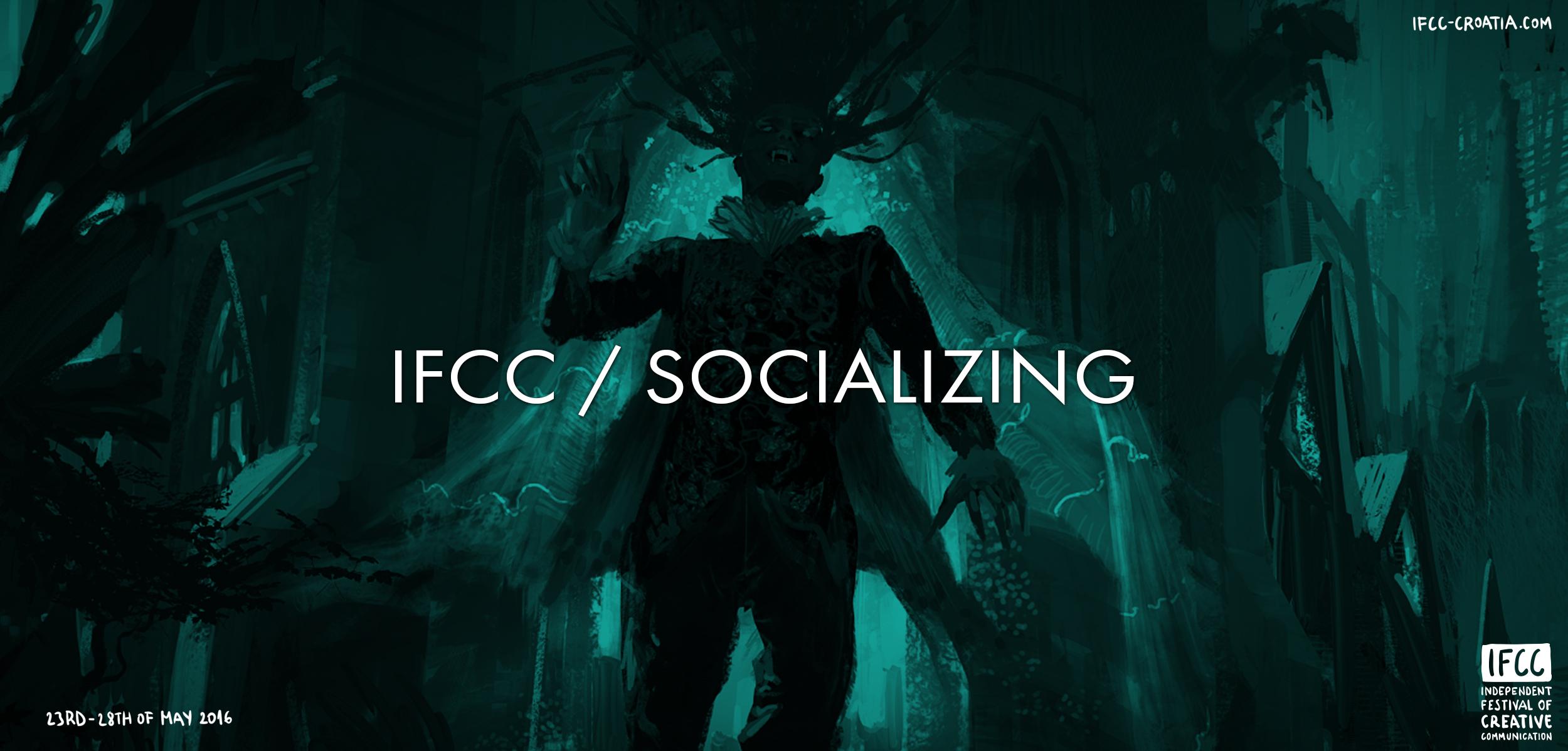 IFCC Socializing