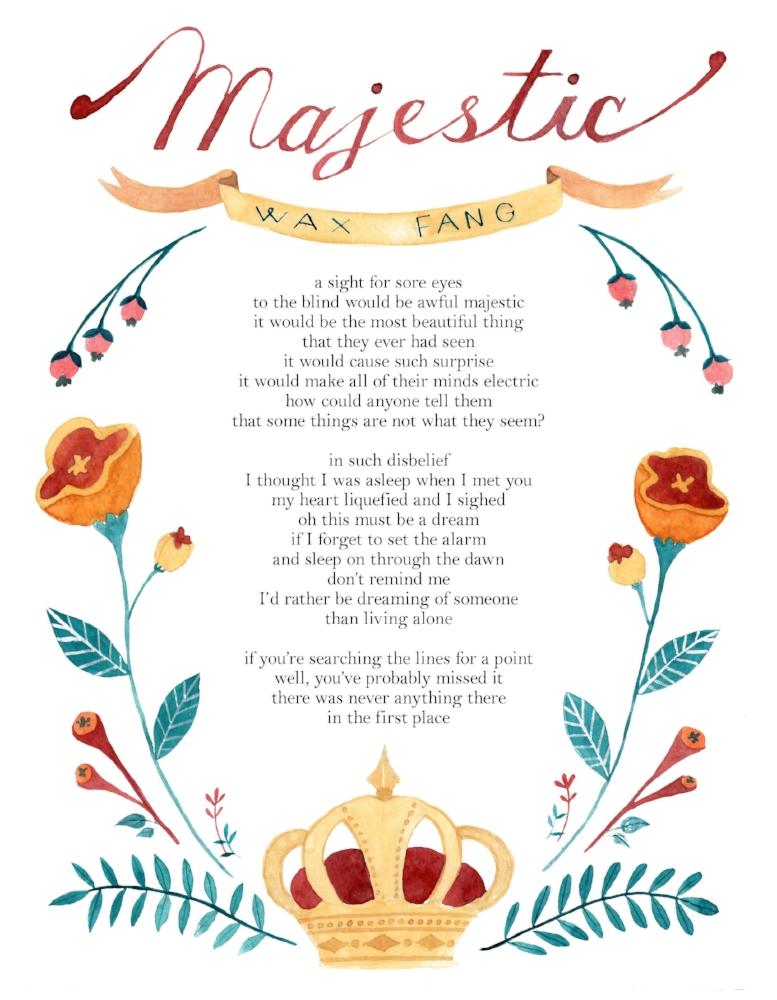 Majestic - Wax Fang