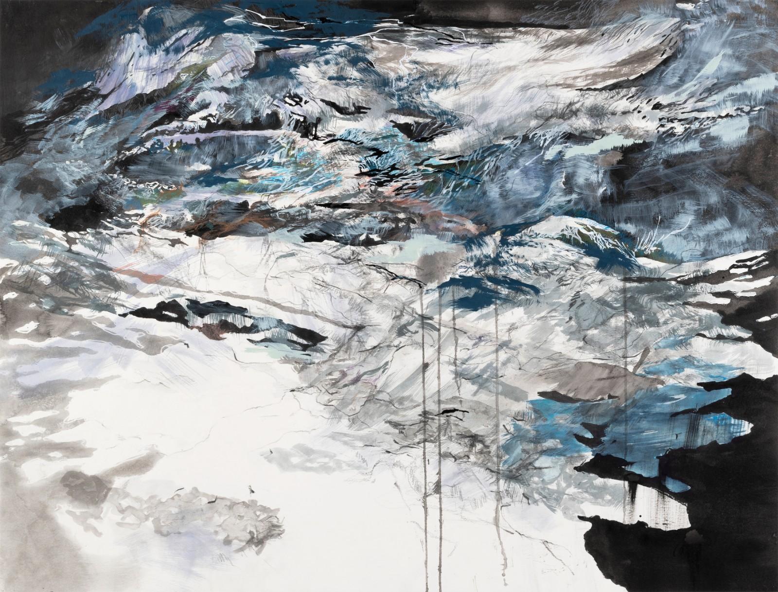 Jowita Wyszomirska: The Distance of Blue
