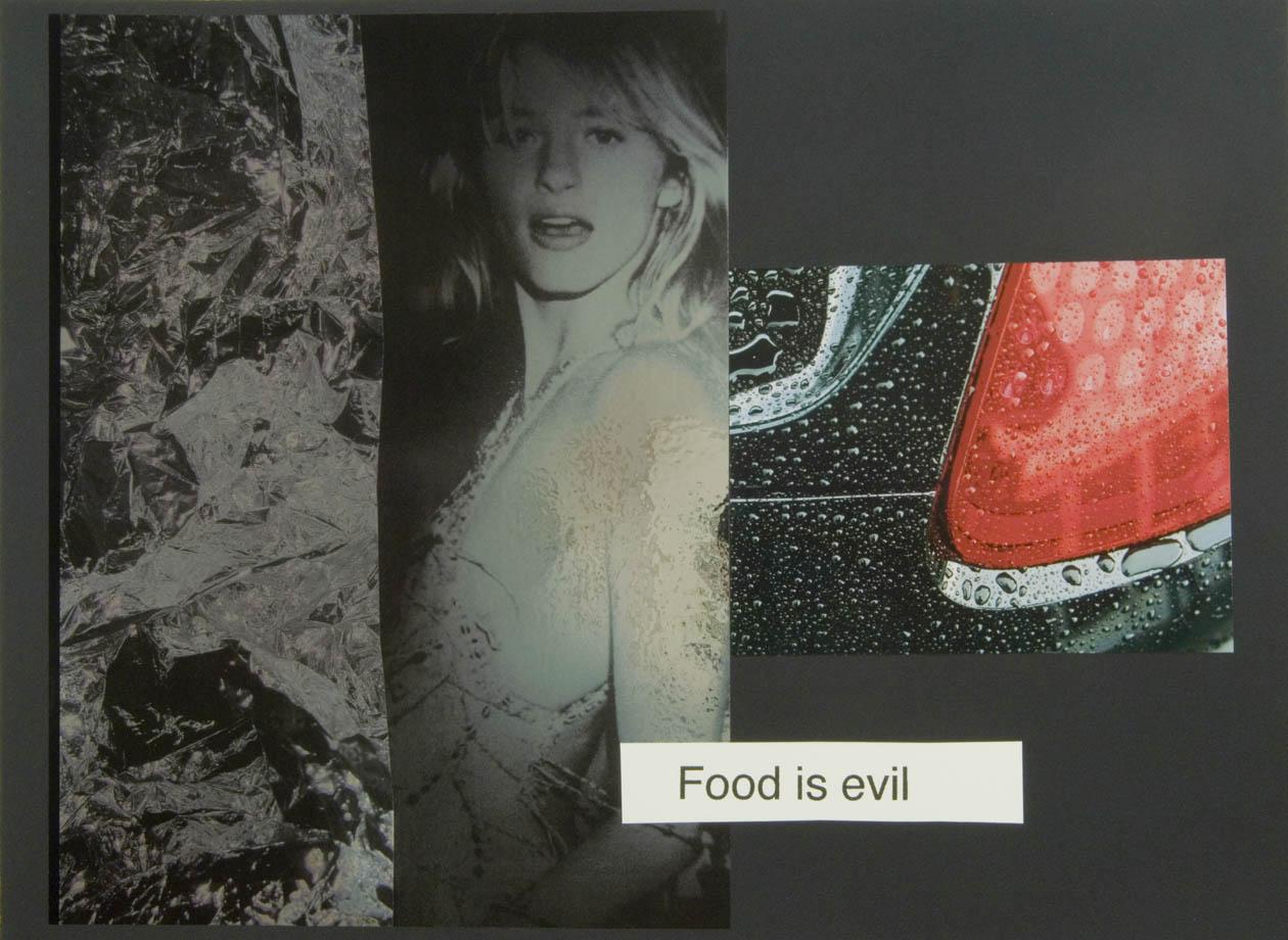 Food Is Evil