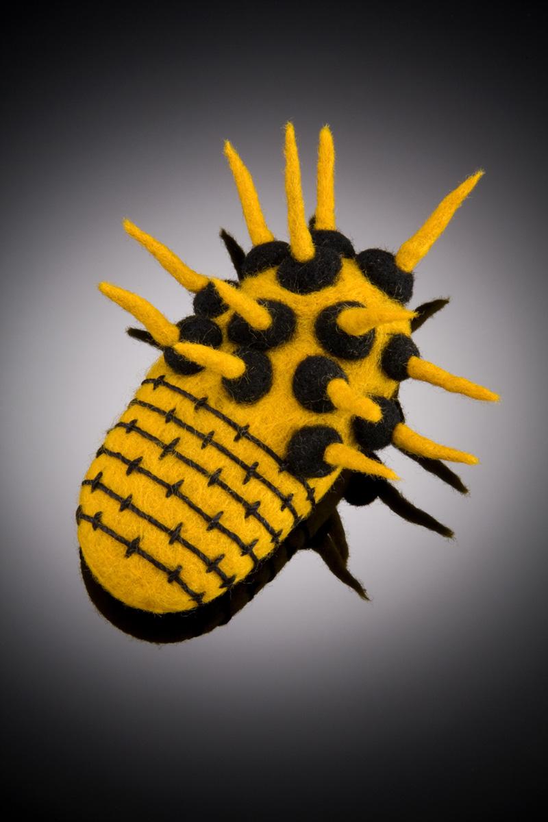 Mustard Critter-Sold