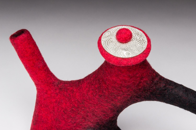 Red TPot Detail