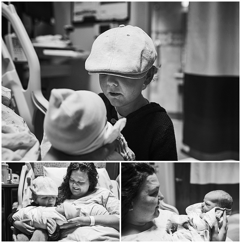 Richmond Fresh 48 and Birth Photographer