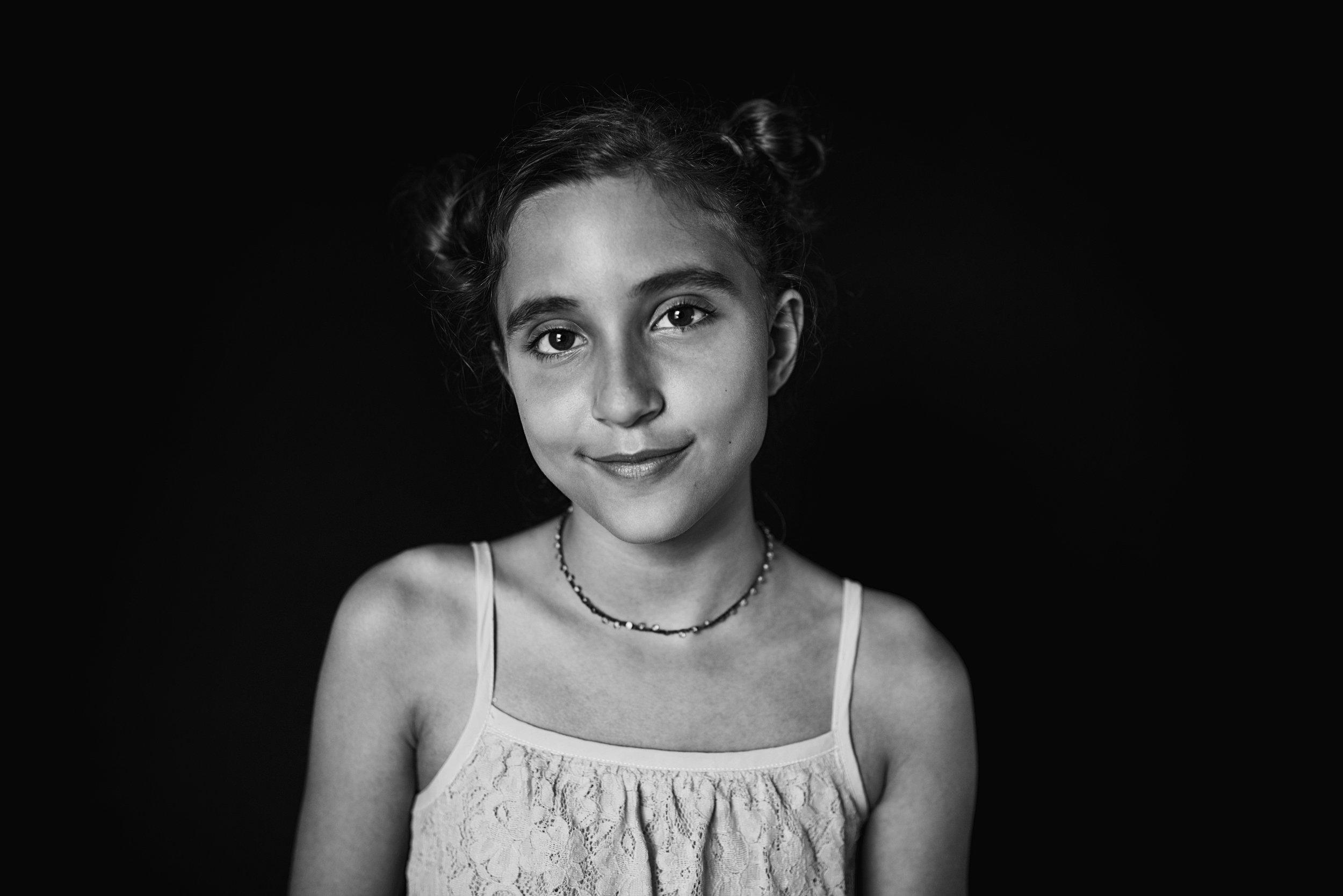 Richmond boutique school photography showcases children's unique personalities.