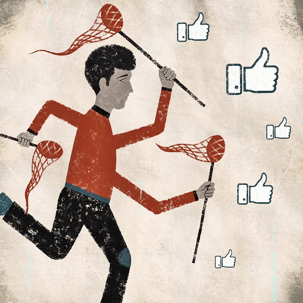 Hunting For Likes