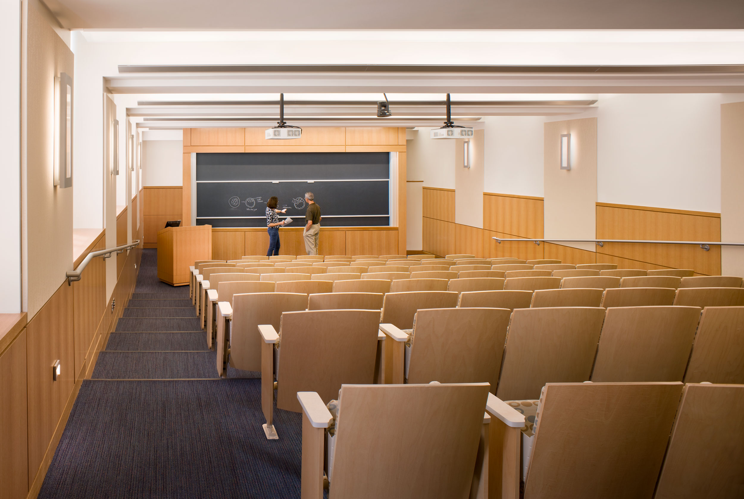 Harvard | Biolabs Lecture Hall