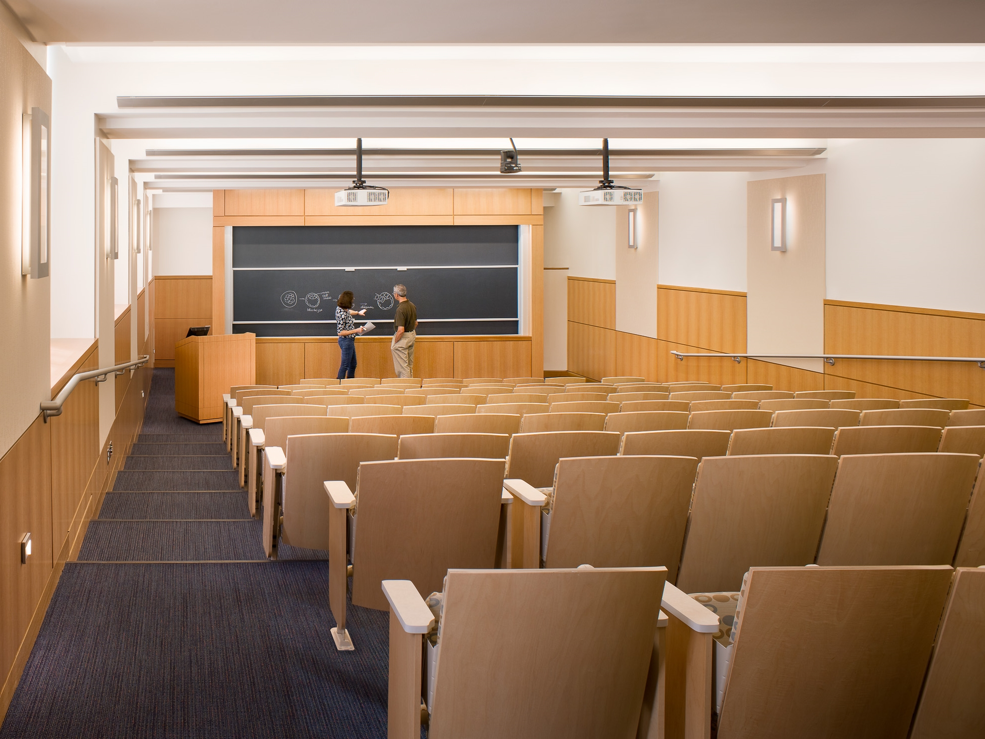 Harvard | Biolabs Lecture Hall