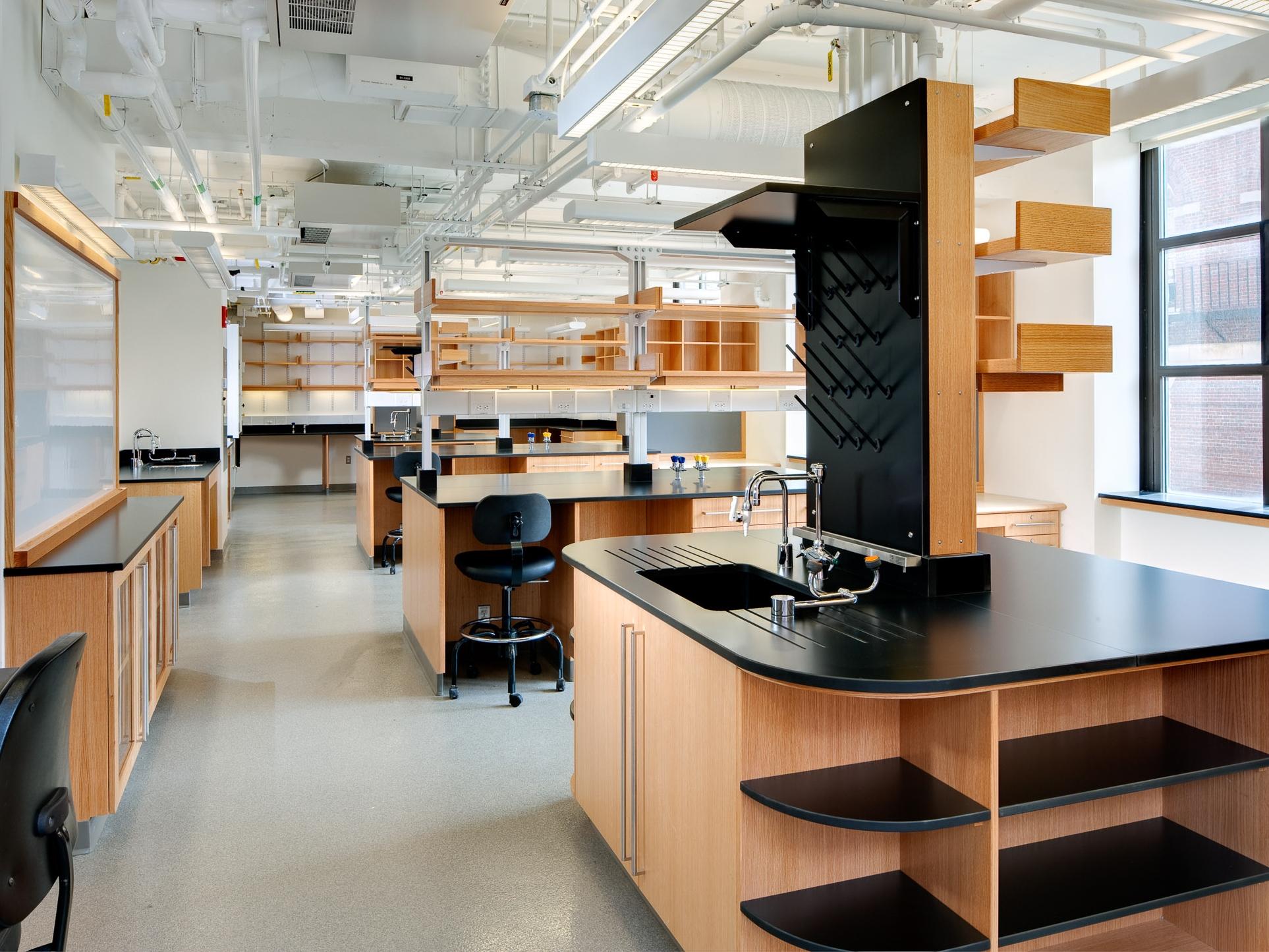Harvard Kunes-Francis Laboratory