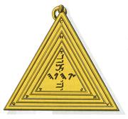 20° - Master of the Symbolic Lodge