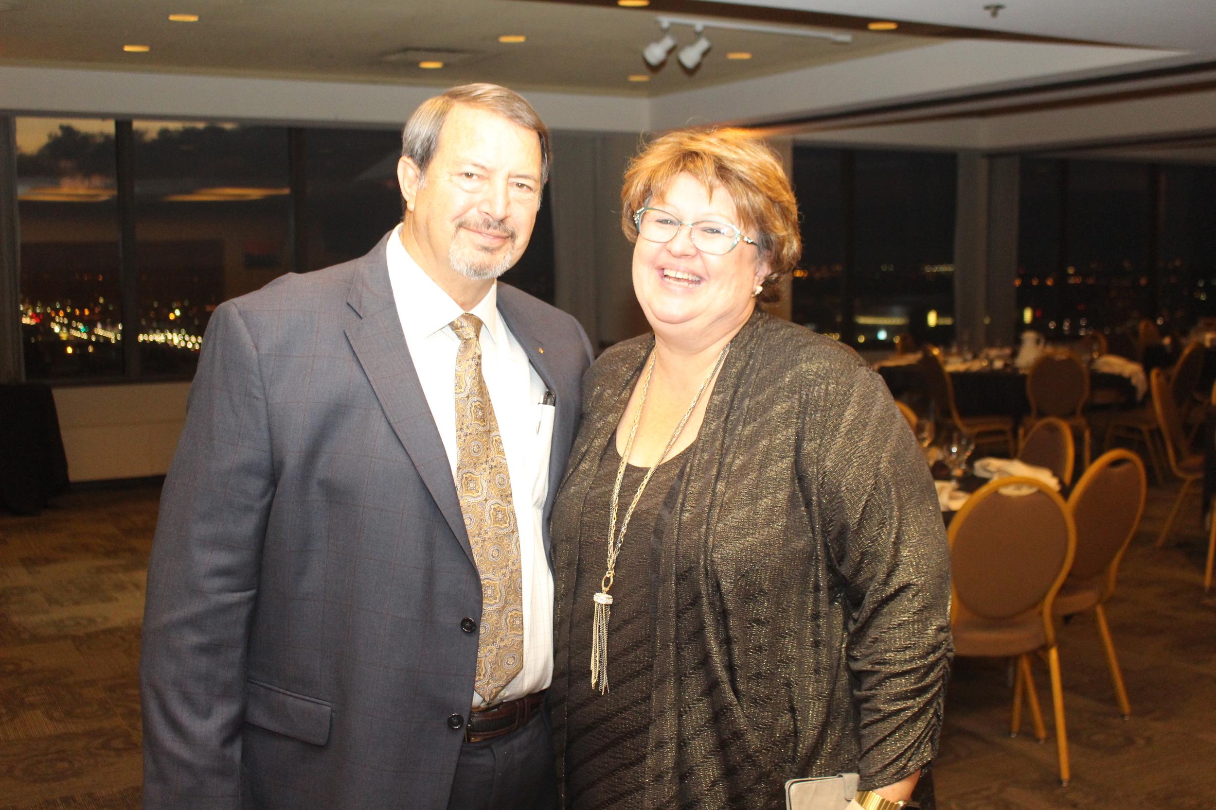 John and Elizabeth Ferguson