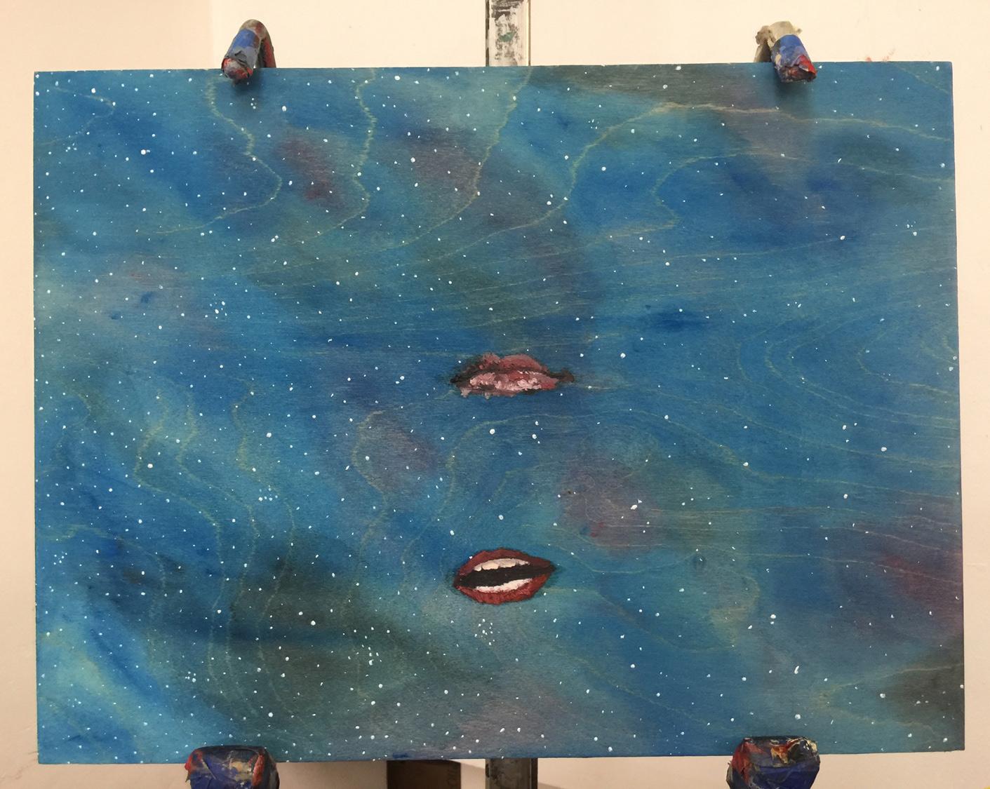 Work in Progress: Lips In Space
