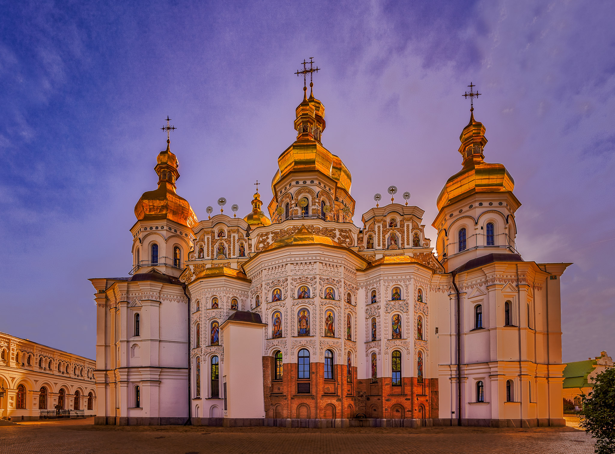 Pechersk-Lavra in HDR