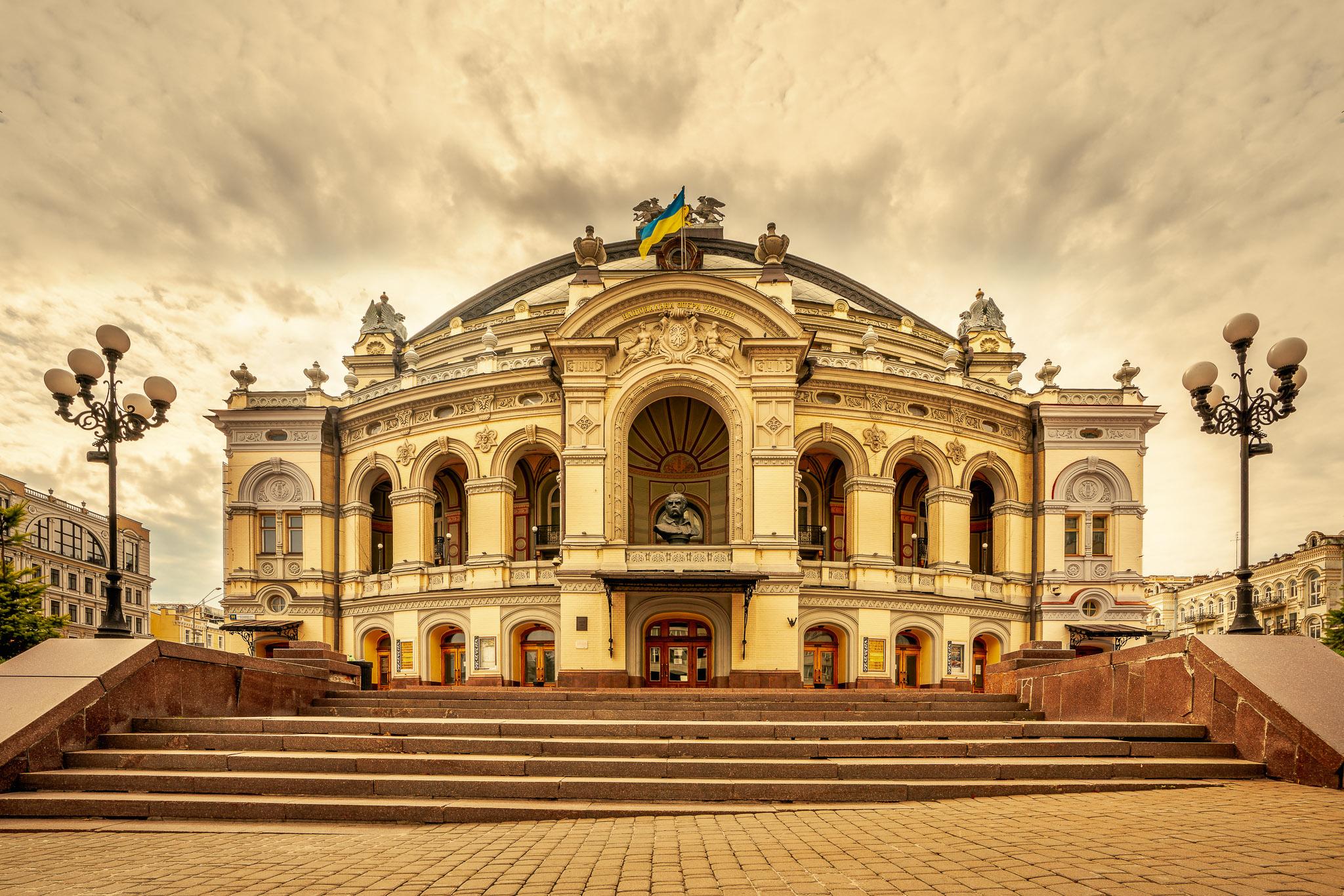 Kyiv's Opera House