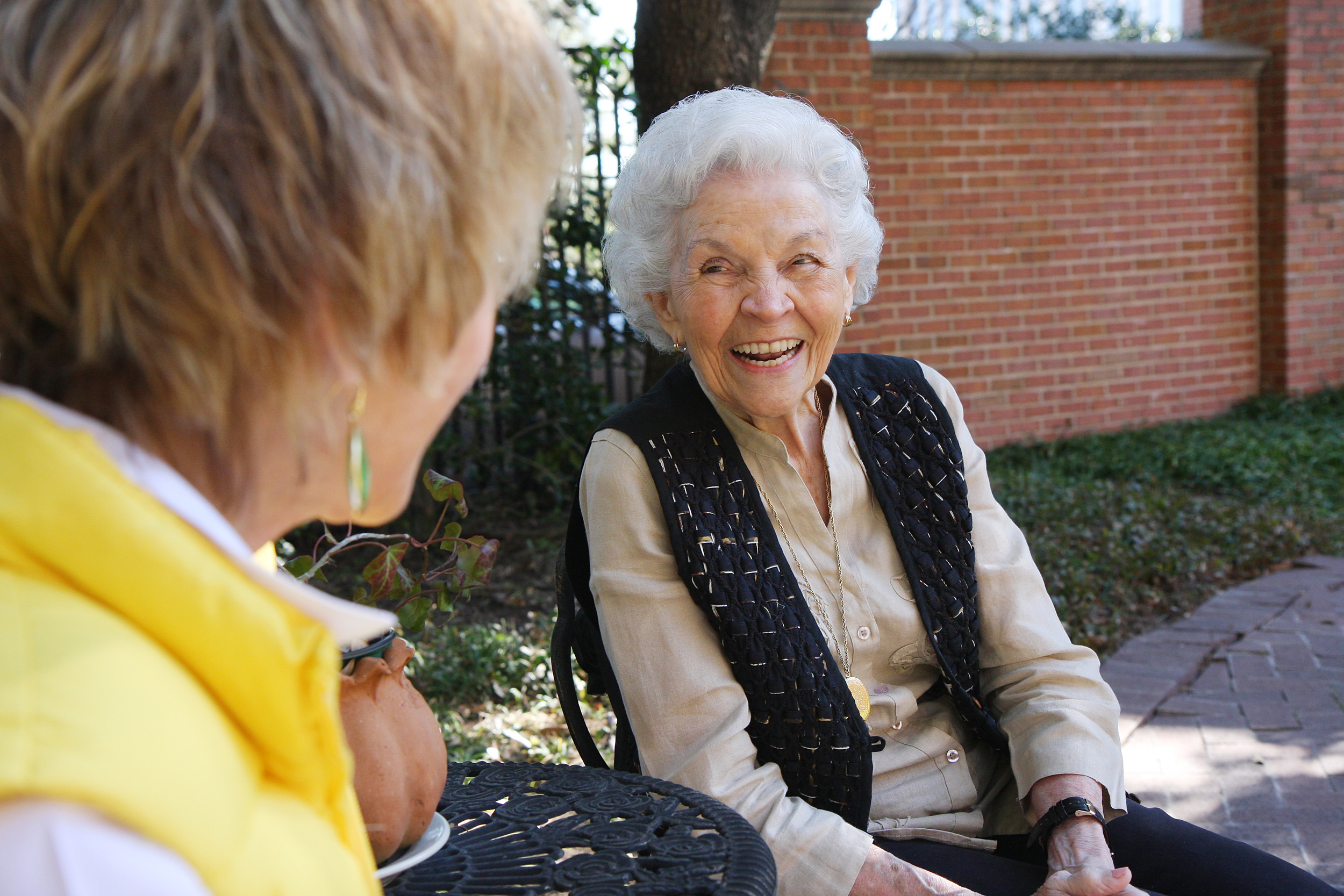 Our passion is helping seniors thrive    in community