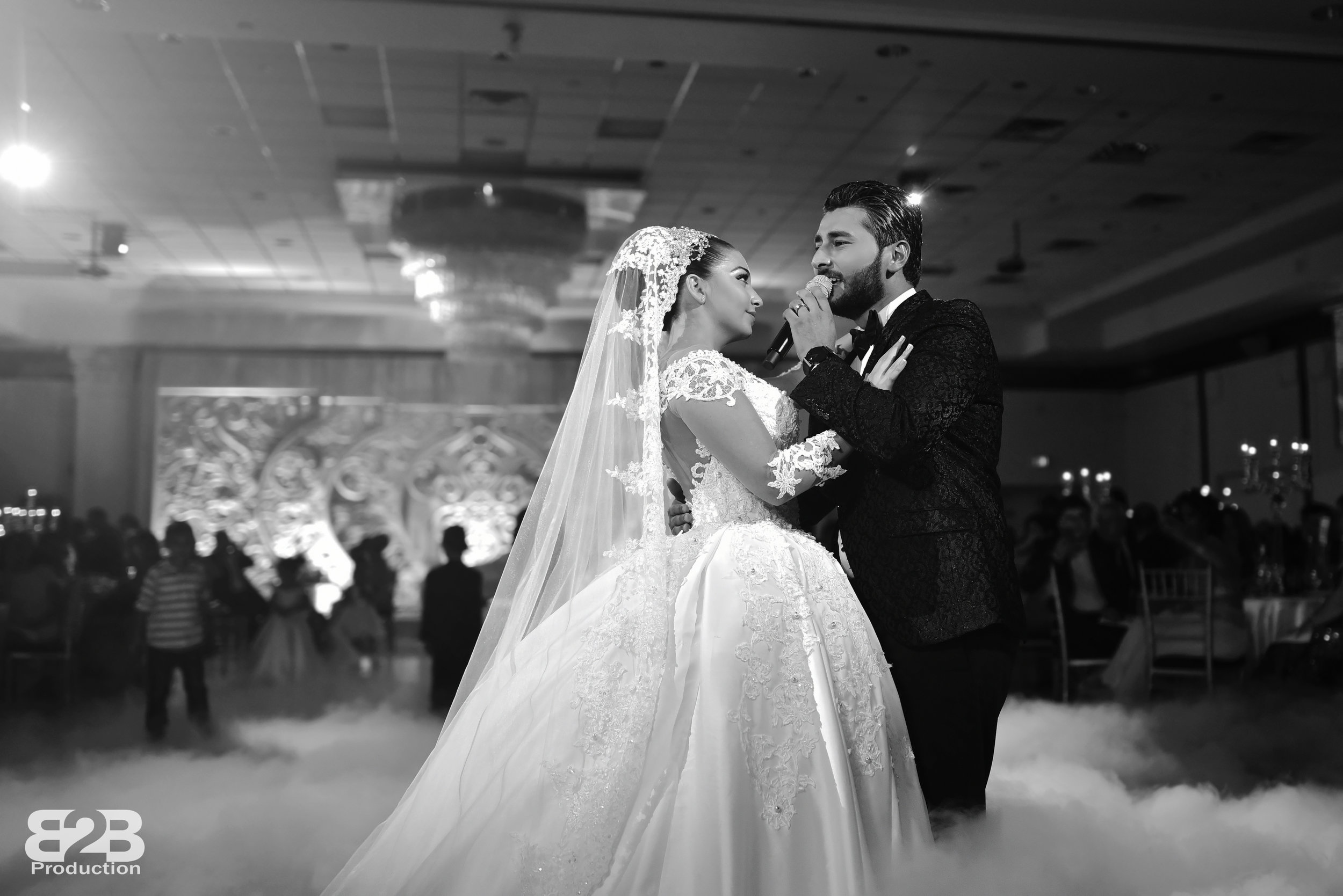 Samer & Melia - There are some weddings where you can't help but to feel wrapped around by the pure joy and love throughout the day. Samer & Melia wedding was one I had the opportunity to document their celebration of love. Not only that they are some of the most lovely people I've come to know, I was also overwhelmed by warmth of their family and friends.- Aug 2016