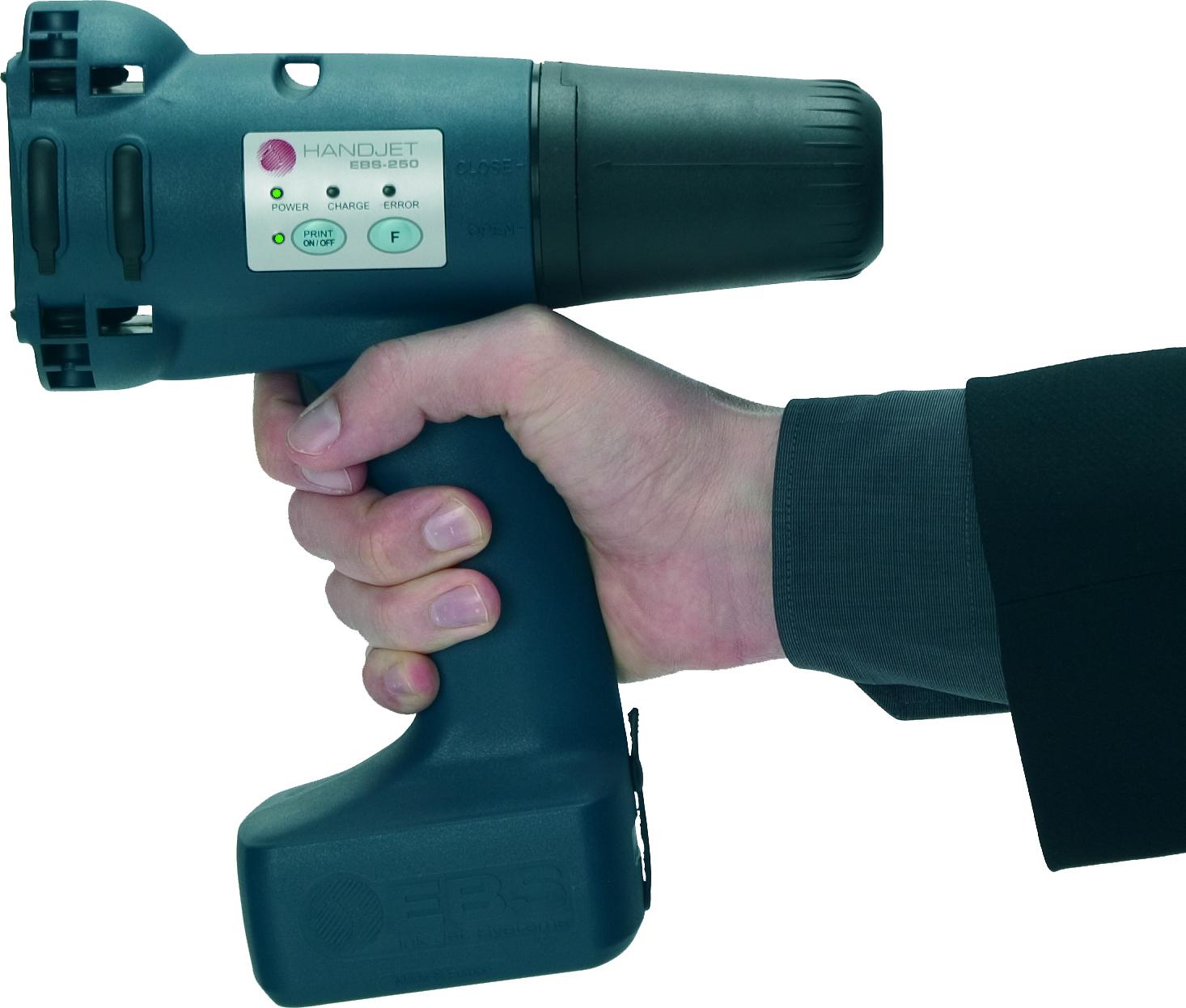 Cartridges Cleaning 4A004AR EBS Inkjet System marker Handjet EBS 250