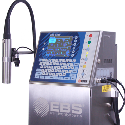 Small-Character Printers    BOLTMARK™ Series II (6600)    BOLTMARK™ Series I (6500, 6800, 7200)