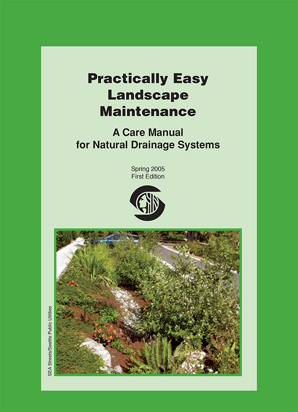 Practically Easy Landscape Maintenance A Care Manual For
