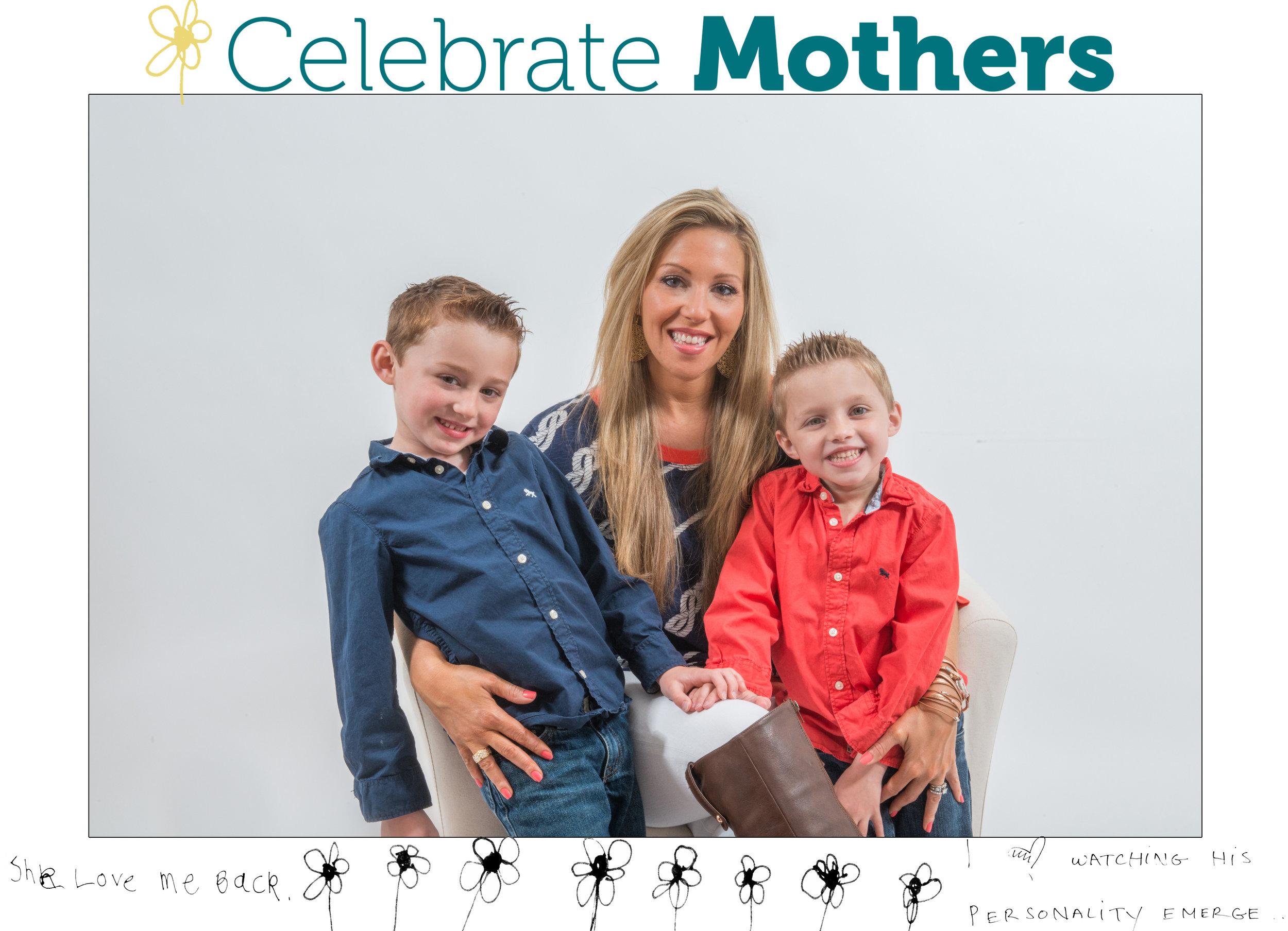 Celebrate Mothers -