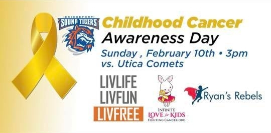 Childhood Cancer Awareness Day