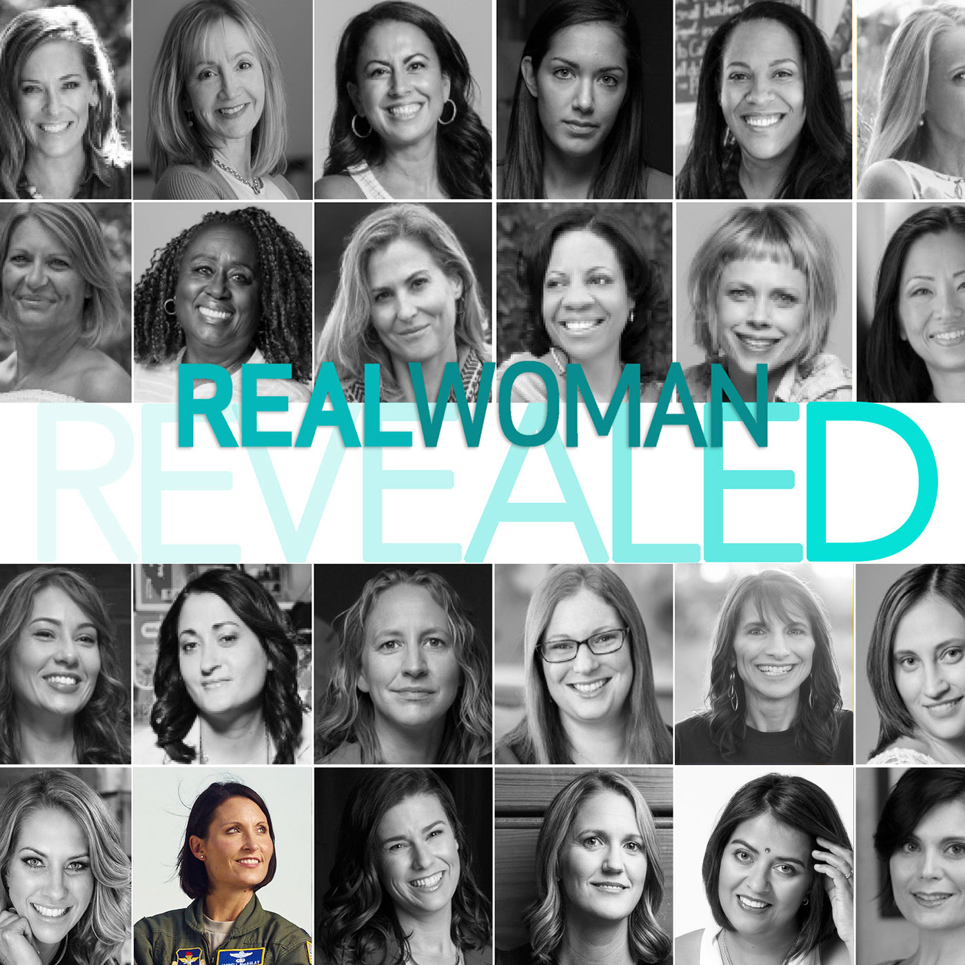 Real Woman Revealed Podcast