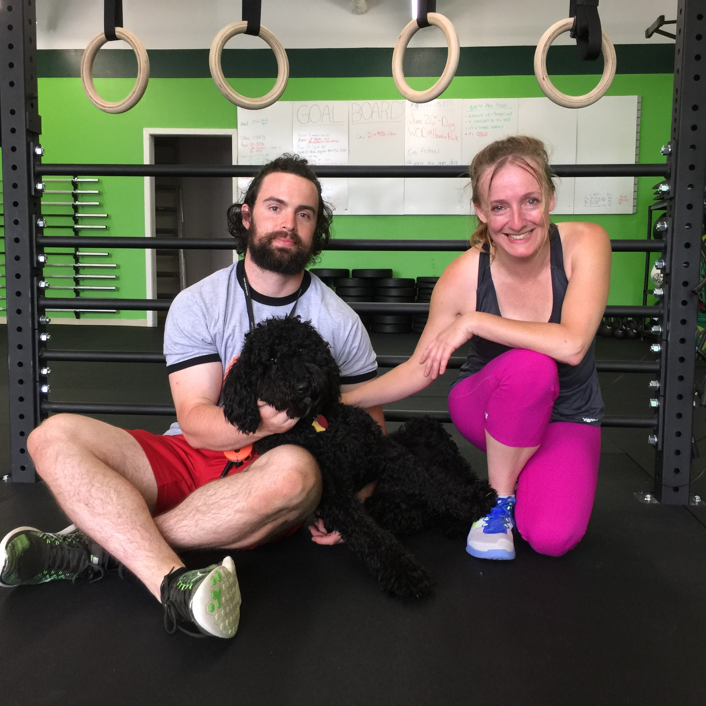 5/5 stars -I love this gorgeous new space, and Alex helped me try some new approaches to my power cleans (a trouble spot!). This box is super welcoming and small enough so that you get lots of expert, personalized coaching.    -  from CrossFit Alacrity Facebook Reviews