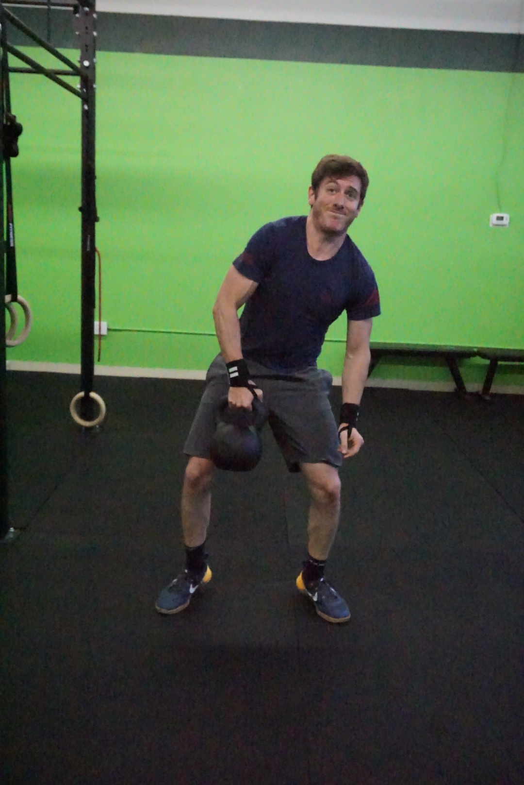 5/5 Stars - Alex is a really great trainer and coach. He has a lot of experience as a trainer and has a really amazing CrossFit box. He's really down to earth but he'll make sure you are giving your maximum effort. Alacrity is a really fun and energetic place to train.    -from CrossFit Alacrity Google Reviews