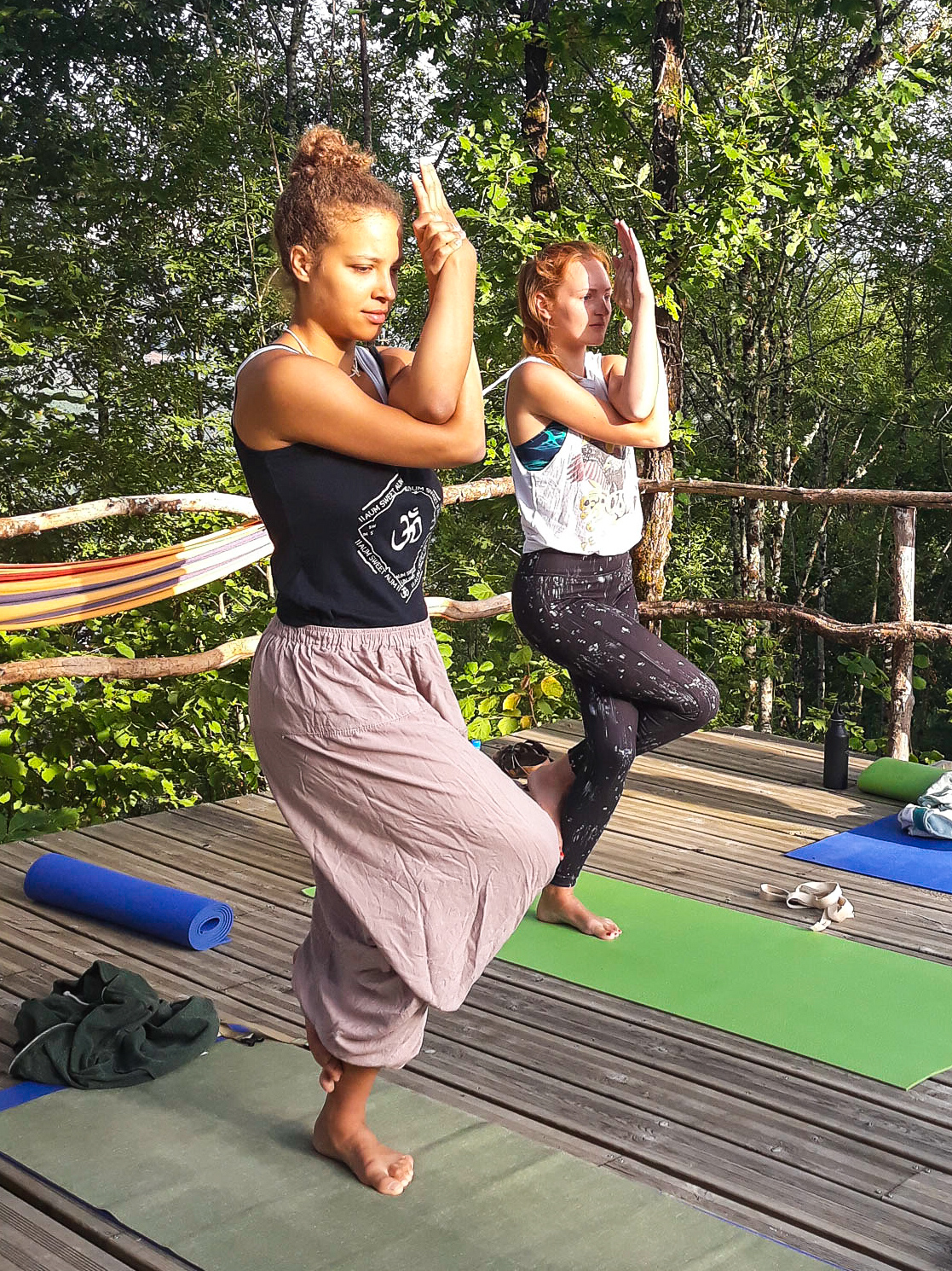 A Bespoke Yoga Practice
