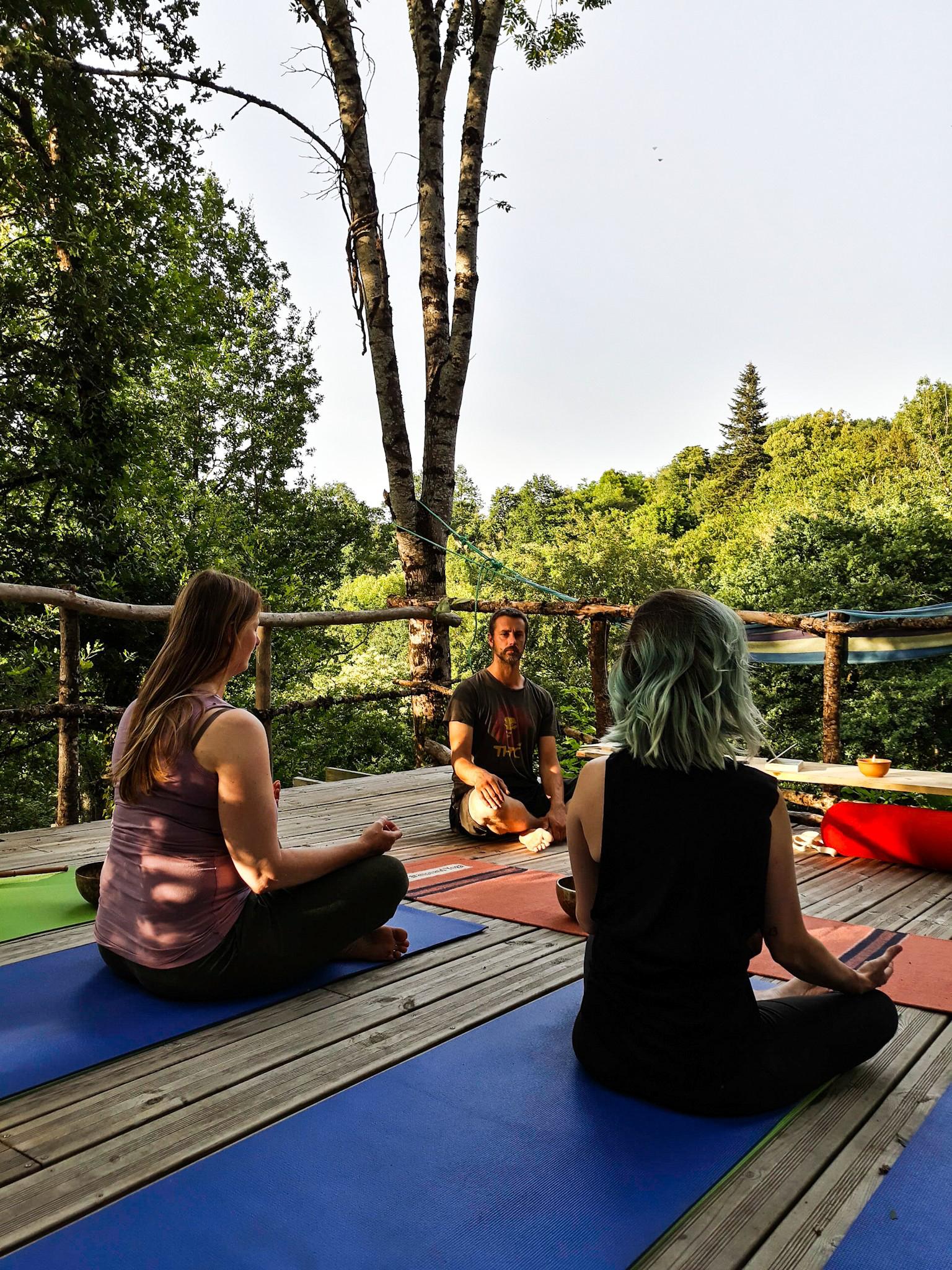 Shady Meditation Sessions