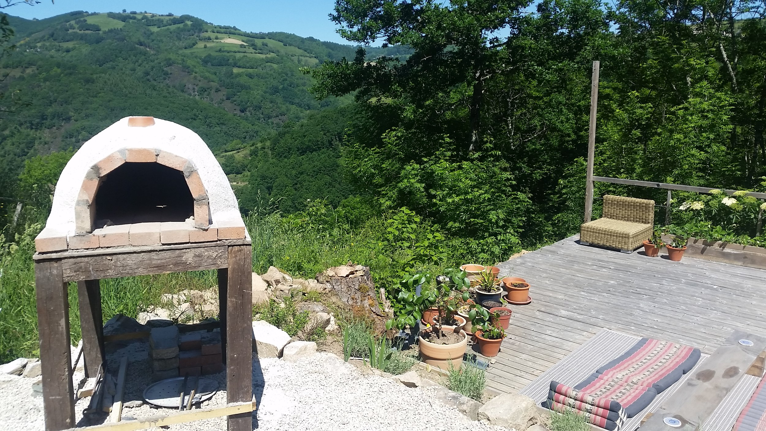 Wood Fired Oven for Pizza