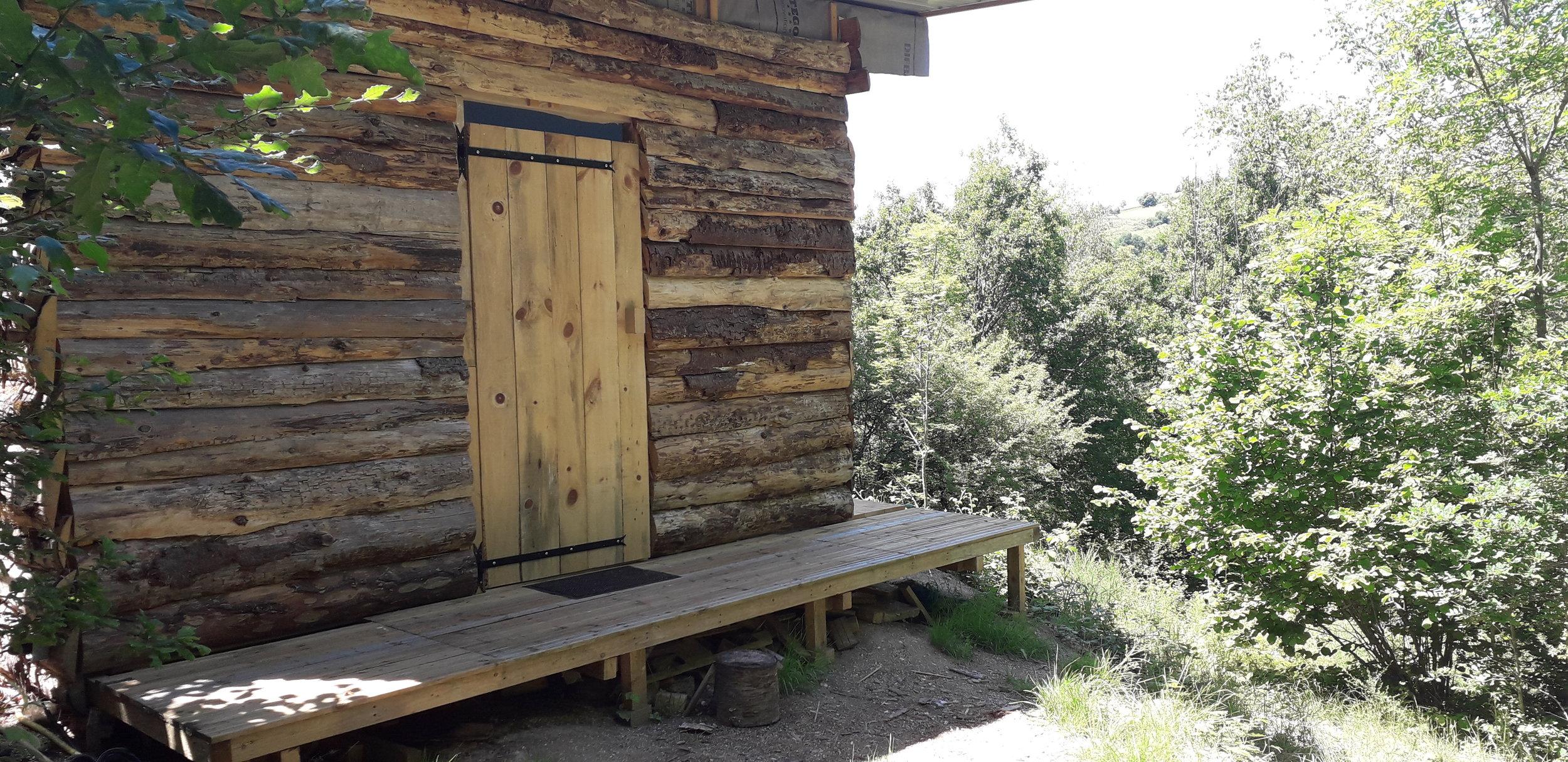 Woodland Yoga Space