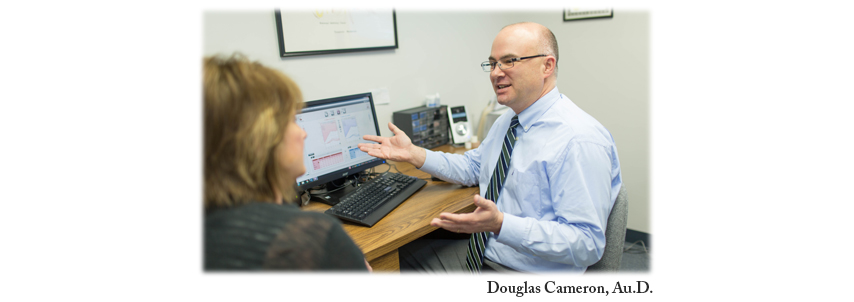 Douglas Cameron, Au.D. Hearing Health Associates Roanoke