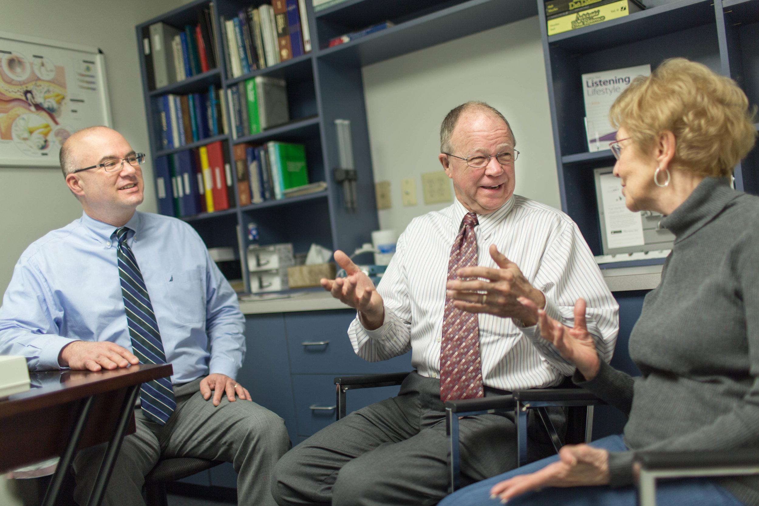 Dr. Douglas Cameron, Hearing Health Associates Roanoke