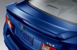 2009+ Acura TSX 2-Post Spoiler
