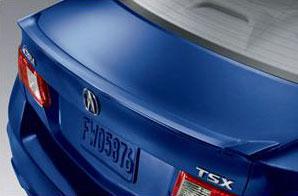 2009+ Acura TSX Flush Mount Spoiler