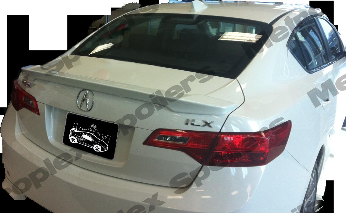 2013+ Acura ILX Flush Mount Spoiler