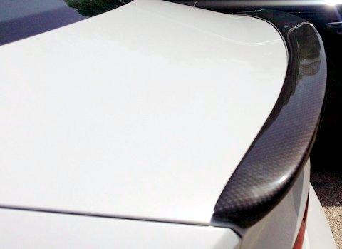 2012+ Audi A3 Flush Mount Spoiler