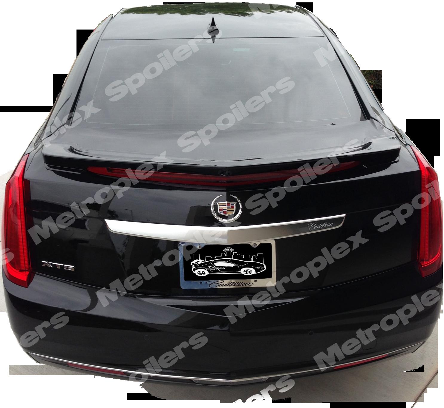 2013+ Cadillac XTS Flush Mount Spoiler