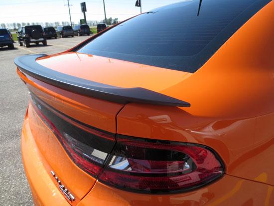 2013+ Dodge Dart Flush Mount Spoiler