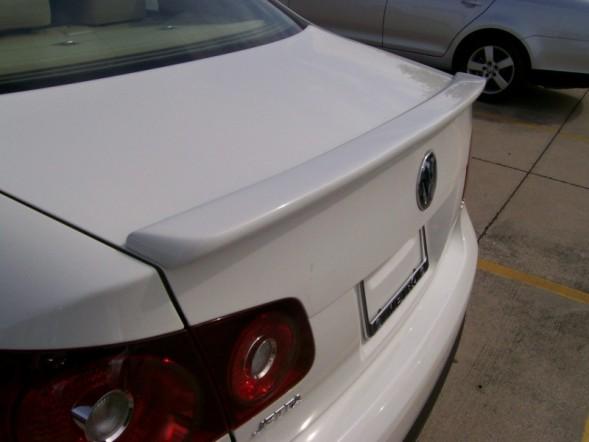 2005-2011 VW Jetta Flush Mount Spoiler