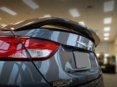 2015+ Chrysler 200 2-Post Spoiler