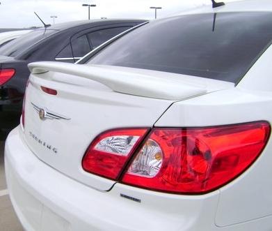 2007-2010 Chrysler Seabring 2-Post Spoiler