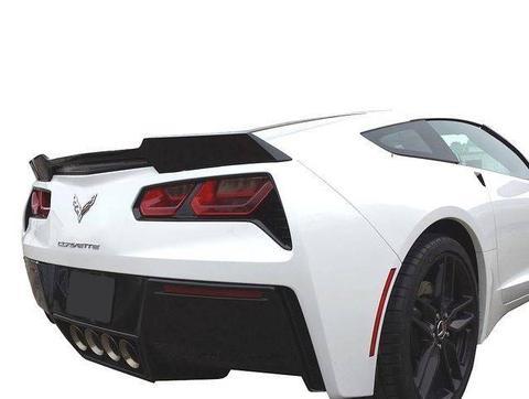 2014+ Chevrolet Corvette (C7) Custom Flush Mount Spoiler